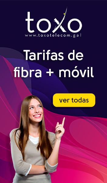 Tarifas de fibra e móbil