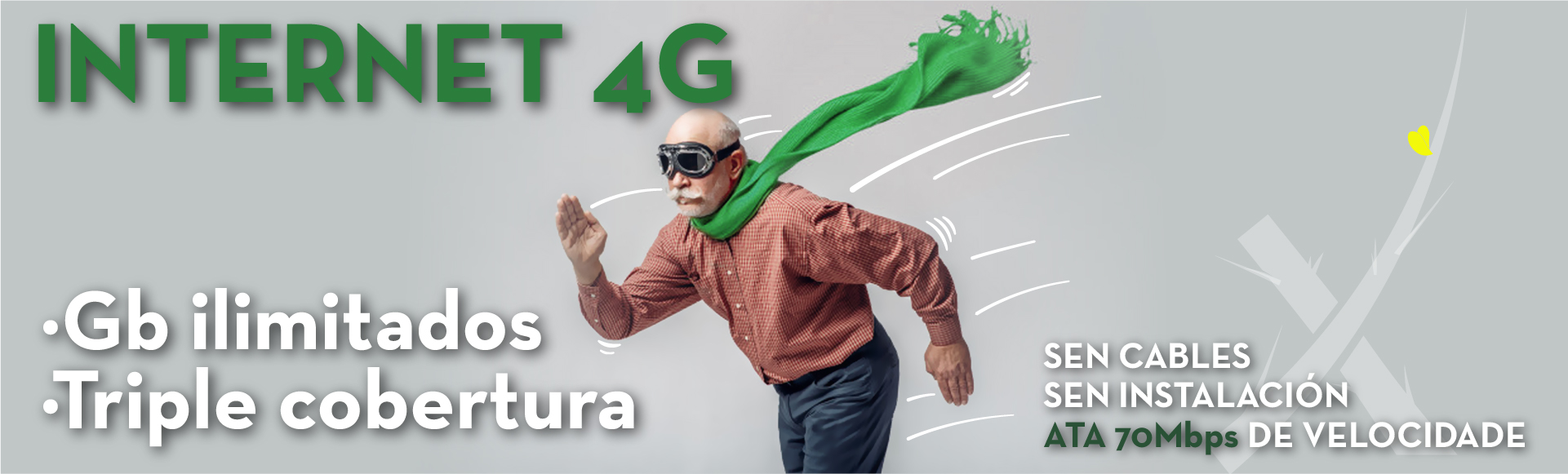 4G Ilimitado